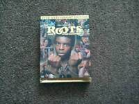 ROOTS 25th ANNIVERSARY EDITION 3 DISC DVD BOX SET AS SHOWN *** £ 3 **
