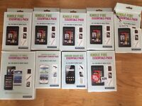 Lot Of 6X Kindle Fire Pack , Samsung Galaxy Ace Pack, Universal 6-7 Tablet Essential
