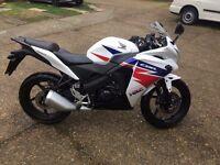 Honda CBR125 R, excellent city runner, £2500 ONO