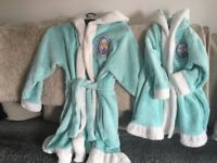 Frozen girls gowns