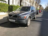Volvo XC90 2.4 d automatic 2006 7 seater. One previous owner. FSH.