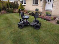 Power House - Titan Elite - Golf Buggy with Trailer