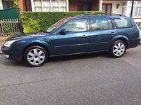 Ford Mondeo 2.0 TDCI Ghia X Estate, Low Mileage + Headrest Video Screens