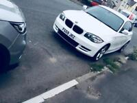 bmw 1 series coupe 120D sport turbo 2.0