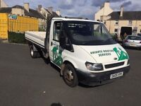 Ford transit pick up good condition