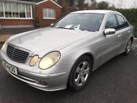 Mercedes e270 2004 hi spec. long mot £1350