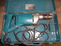 MAKITA HAMMER DRILL IN EXCELLENT CONDITION