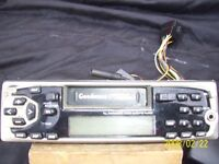 car radio cassette,accepts tapes,with radio,face off security