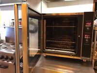 Commercial Blue Seal Electric Convection Turbo Fan Oven (model E32D4)