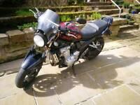 Suzuki Bandit 650 (FINAL REDUCTION)