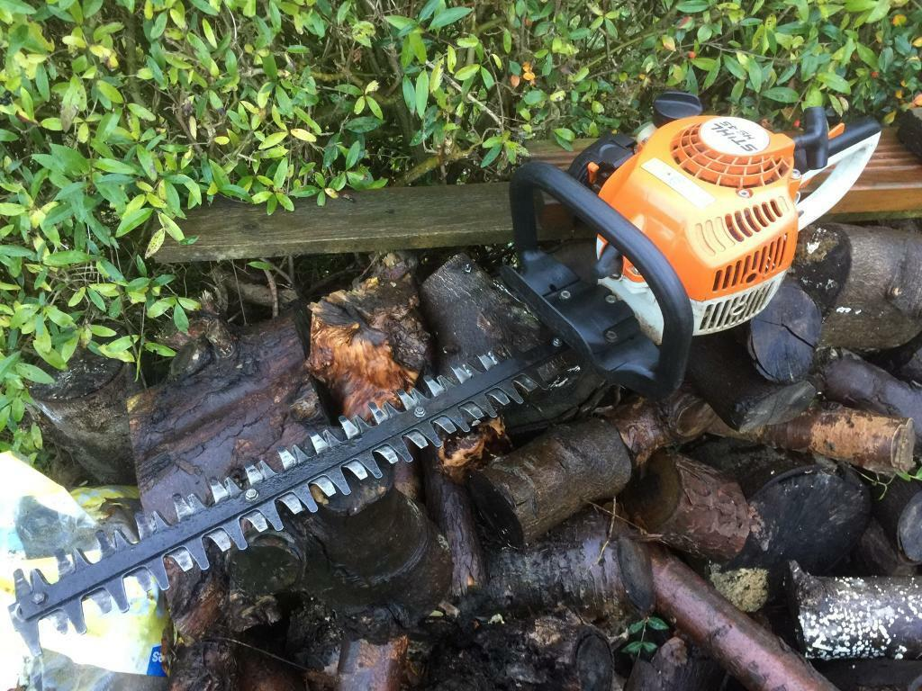 🌳🌿Stihl HS45 professional petrol Hedgecutter   £120🌿🌳 | in Perth, Perth  and Kinross | Gumtree