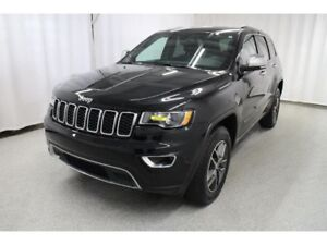 2018 Jeep Grand Cherokee Limited*MAGS 19po*CAMÉRA RECUL*TOIT*UCO