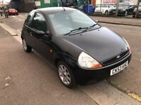 FORD KA COLLECTION 1.3 PETROL, 55,000 GENUINE MILES, 1 YEAR MOT, drives well clean car for the age