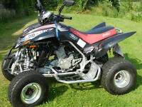 Quadzilla 450 Sport Road Legal Quad Bike Very Low Mileage, Immaculate Condition