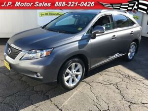 2012 Lexus RX 350 Automatic, Navigation, Sunroof, AWD