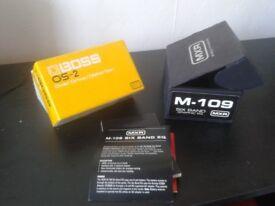 MXR 6 Band EQ M 109