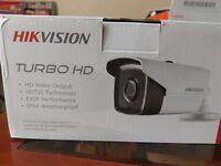 Hikvision DS-2CE16D0T-IT1 Turbo HD 2MP 1080p 20M EXIR CCTV Bullet Camera White