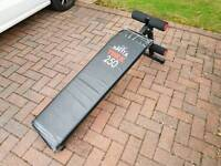 York Weights / Sit up Bench