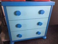 Ikea Mammut chest of drawers x 2