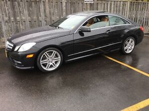 2013 Mercedes-Benz E-Class E350, Automatic, Leather, Panoramic S