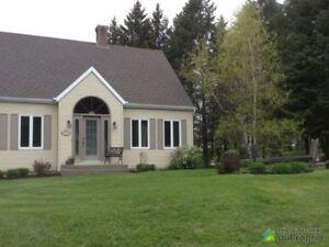 225 000$ - Maison à un étage et demi à vendre à St-Georges