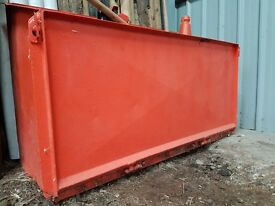Tractor Tipping Transport Box 3 point linkage