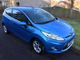 !!!! PRICE REDUCED!!! Ford Fiesta 1.25 Zetec 3 dr