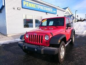 2010 Jeep Wrangler MOUNTAIN SPORT