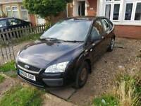 Ford Focus 1.6 Petrol, Long Mot, Runs And Drives, Swaps Welcomr