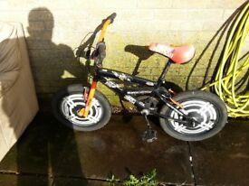 NERF-bike