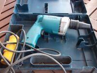 Makita Tek Gun 110V screwdriver