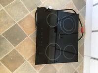 Hotpoint 4 ring electric ceramic hob
