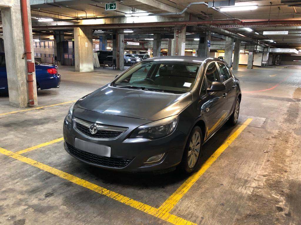 Vauxhall Astra Exclusiv 1.6 Manual