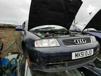Audi A3 2001 TDI breaking Black 1.9