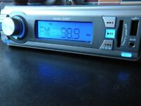 Car Stereo / Radio / USB/ Memory card sec