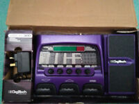 Digitech Vocal 300 FX pedal