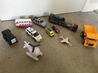 Kids car/train/bus bundle