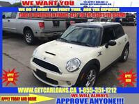 2009 MINI Cooper S S*AUTO*ROOF*PANORAMIC ROOF*HEATED SEATS*CLIMA