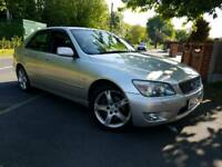 Lexus IS200 Sport in excellent condition 1 Owner for 13 years PX