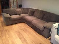 Immaculate corner sofa