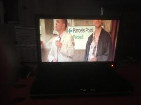 Technika 16 lcd tv/monitor+Toshiba DVD Player. GWO