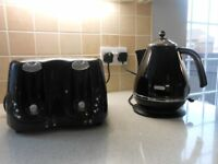 Kettle and 4 slot Toaster