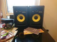 Krk rokit 8 g3 pair of speakers