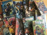 DC and Marvel Comic Bundles