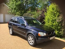 Volvo XC90 Full Volvo dealer history - ONLY ONE PREVIOUS KEEPER