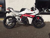 Brand New! Hyosung GD250R 250cc Super Sport 250 Motorcycle SAVE £900! Nationwide Delivery & Finance!