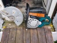 Makita petrol disc cutter model DPC 6430