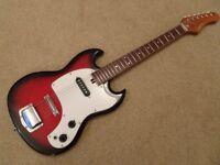 RARE Arbiter/Teisco SG vintage sixties electric guitar