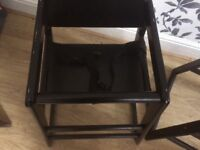 4 baby high chairs good quality