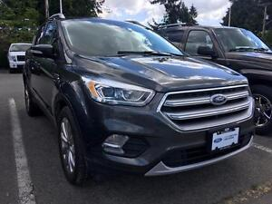 2017 Ford Escape Titanium NO ACCIDENTS
